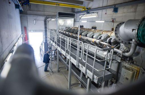 Versorgung In Stuttgart Enbw Muss Fernwarmeleitungen Notfalls