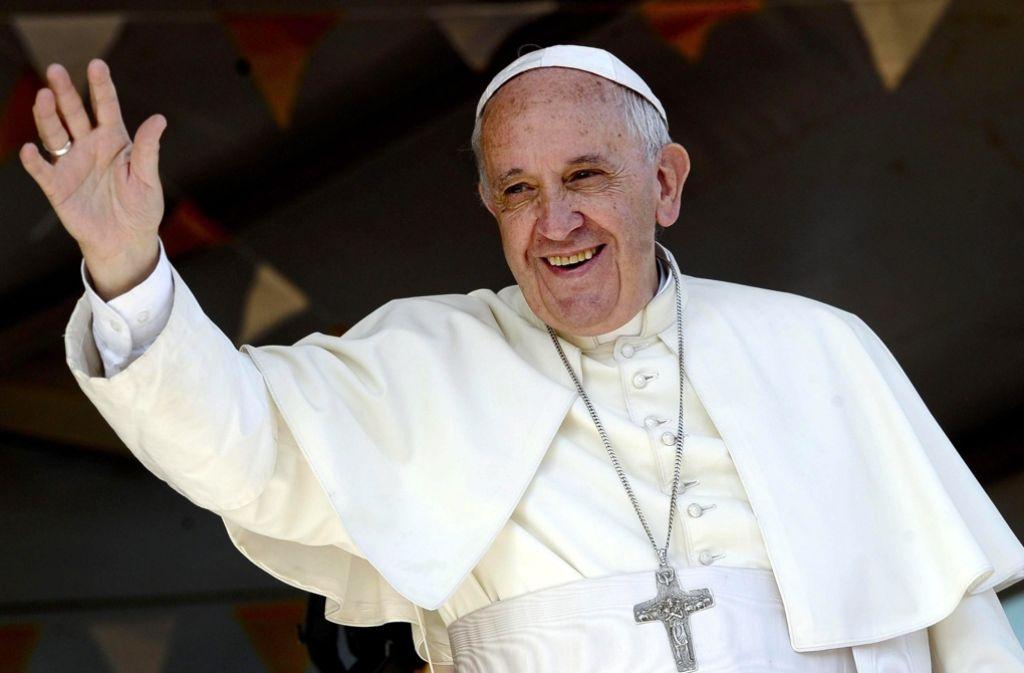 Papst Armenien
