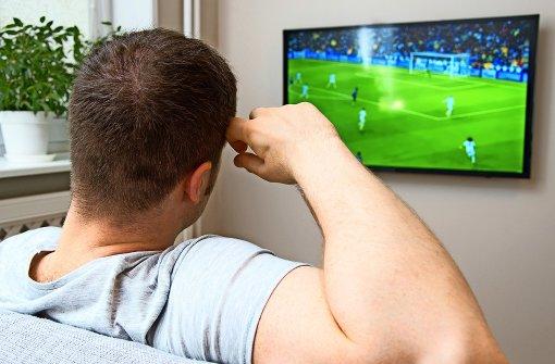 Fernsehen, bis der Arzt kommt