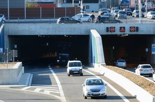Die dicke Luft bleibt im Tunnel