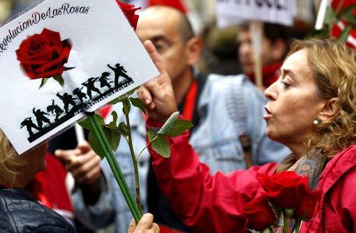 Spaniens bekommt Minderheitsregierung