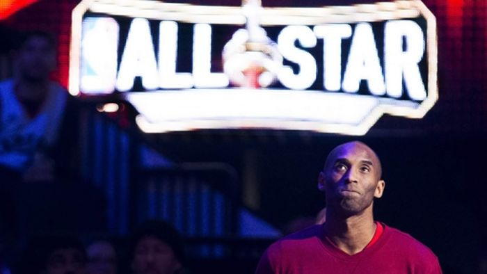 Kobe Bryants emotionaler Abschied