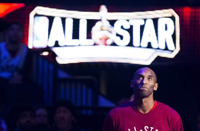NBA-Allstar-Game: Kobe Bryants emotionaler Abschied
