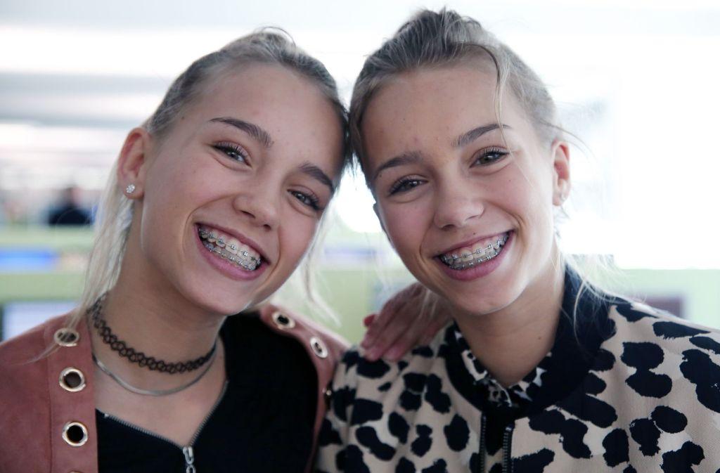 Bekannte Zwillinge