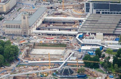Bahn verschiebt Grundsteinlegung für Stuttgart 21