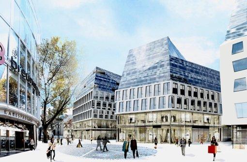 Stuttgart genehmigt Dorotheenquartier