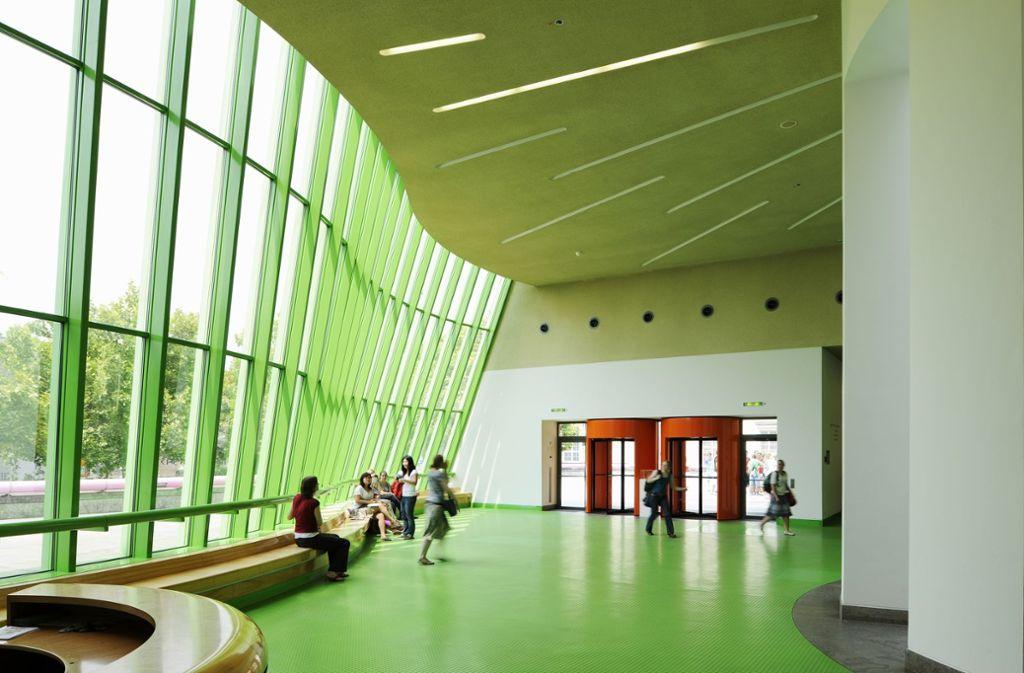 Staatsgalerie Stuttgart innen.