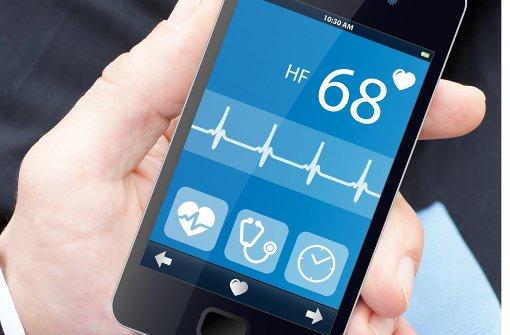 Können Medizin-Apps beim Gesundwerden helfen?