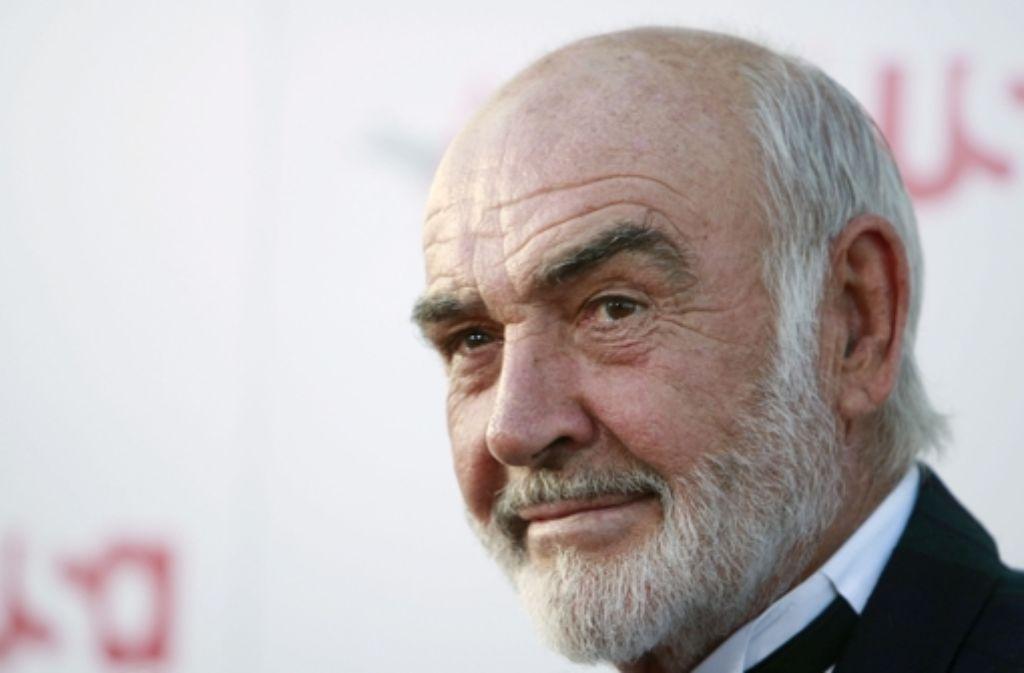 Sir Sean Connery Wird 85 Geheimagent Abenteurer Gentleman