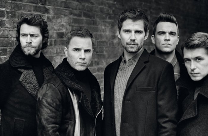 Jason Orange steigt aus: Take That - three and a half men