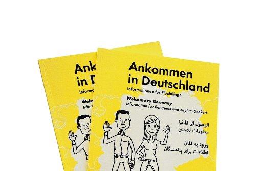 """""""Broschüre soll zu Gesprächen anregen"""""""