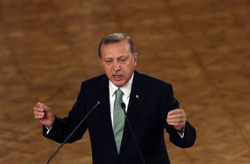 Erdogan verschärft Kurs gegen Kritiker