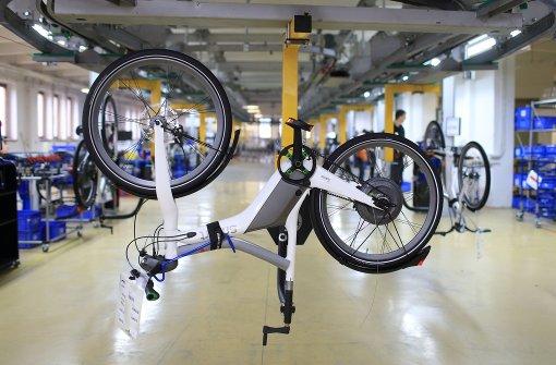 E-Bikes für 60.000 Euro gestohlen