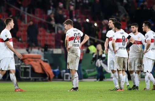 VfB verliert Pokalfight gegen BVB