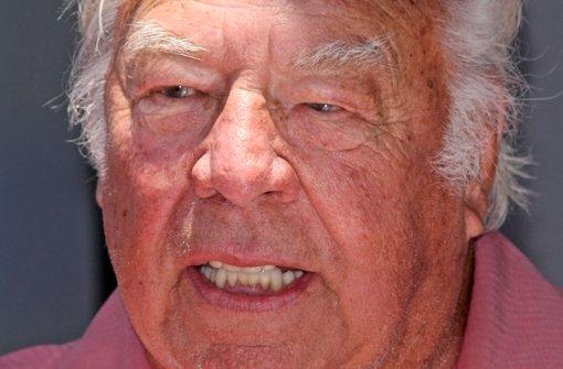 Oscar-Gewinner George Kennedy ist im Alter von 91 Jahren gestorben. Foto: dpa