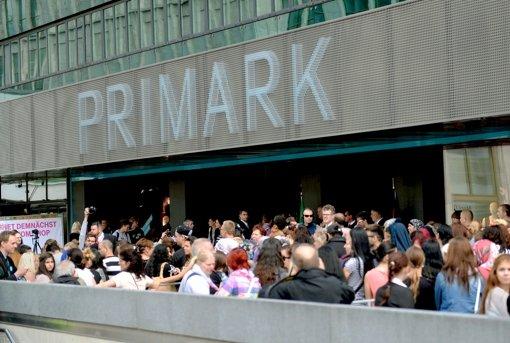 In Berlin eröffnete bereits eine Primark-Filiale im Juli 2014 Foto: dpa