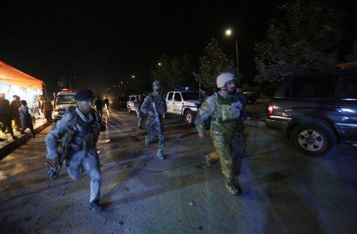 Mindestens ein Toter und viele Verletzte bei Uni-Angriff
