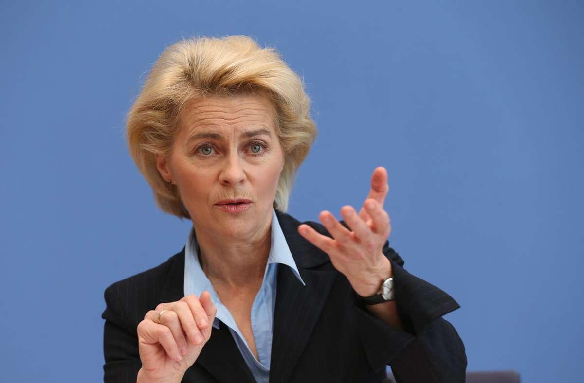 Von der Leyen will Anti-Rassismusbeauftragten der EU ernennen
