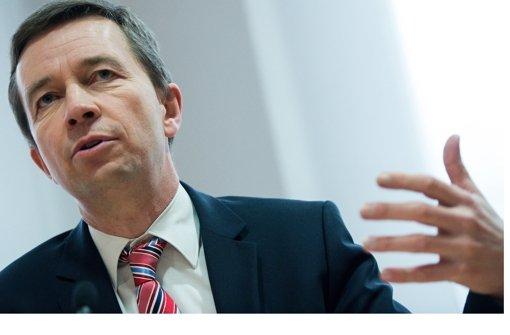 Früher an der Spitze der AfD, heute Alfa-Chef: Bernd Lucke Foto: dpa