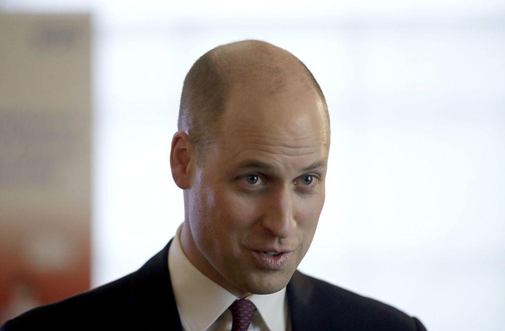Prinz William Trägt Ultrakurz Die Neue Frisur Kommt An Der Preis