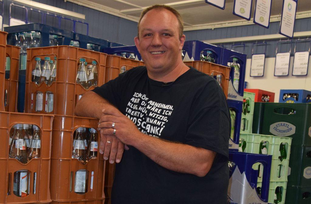 Umweltschutz in Stuttgart-Vaihingen: Getränkehändler