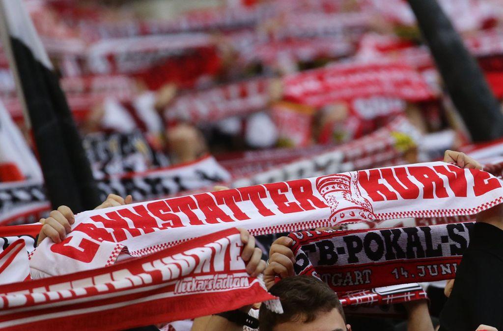 Zuschauerstatistik Im Fussball Der Vfb Stuttgart Ist