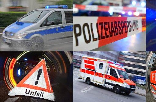 Schwieberdingen: Laster fährt in Kreisel