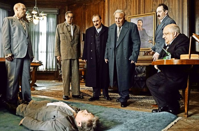 "Kinokritik: ""The Death of Stalin"": Stets den Dolch im Gewande"