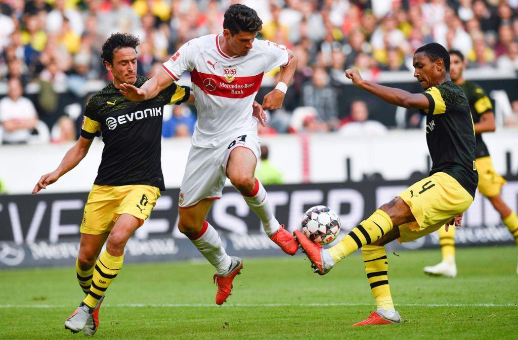 Vfb Stuttgart Gegen Dortmund