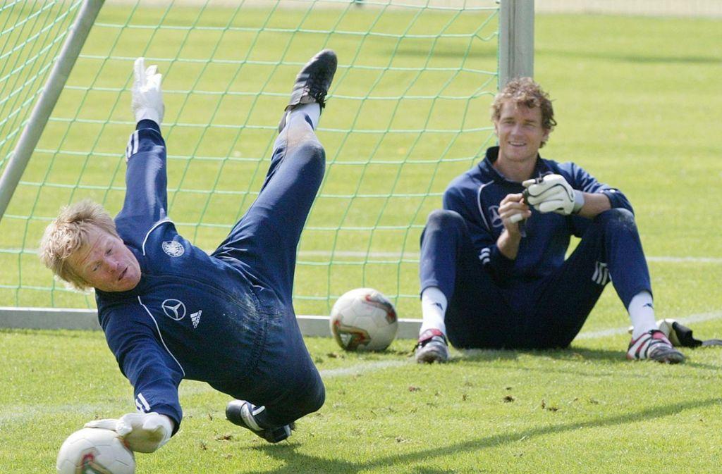 Fussball Nationalmannschaft Immer Wieder Neu Das Duell Ums