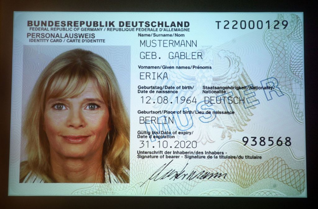 Deutsche Pass Beantragen Berlin