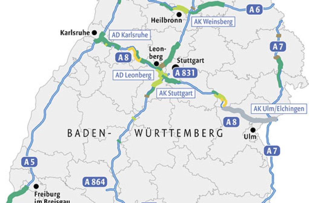 Geschwindigkeitsbegrenzung Autobahn Deutschland Karte.Tempolimit 130 Tempo 130 Hat Kaum Aussicht Auf Erfolg Baden