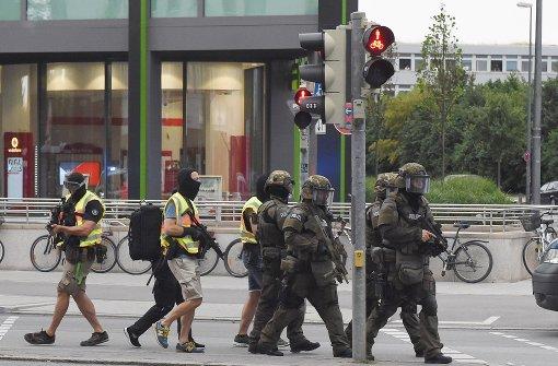 Was wir über die Schießerei in München wissen