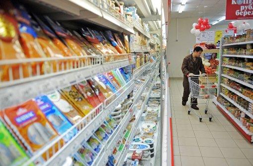 Olegs Kampf für den russischen Käse