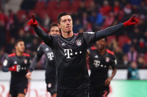 Bayern erobern Tabellenspitze zurück