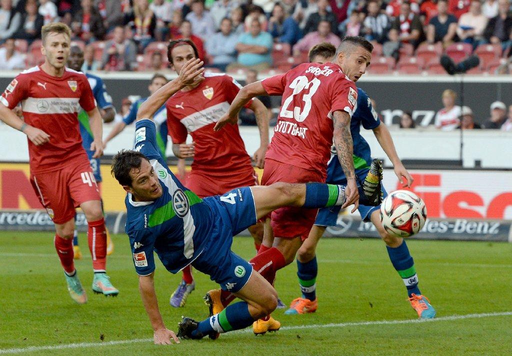 Stuttgart Gegen Wolfsburg