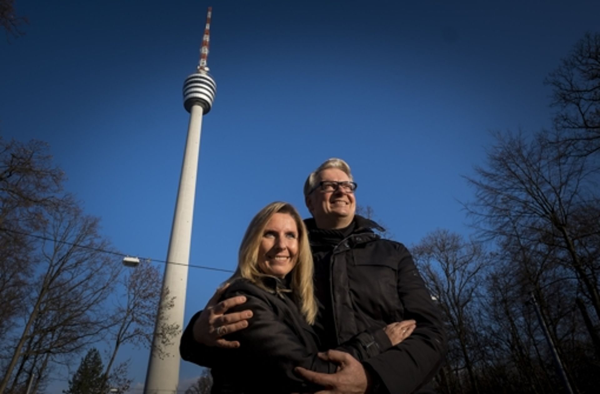 Stuttgarter Fernsehturm: Die Hochzeit um Jahre verschoben