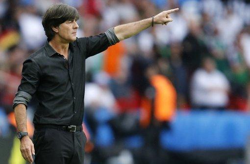 Mit dieser Aufstellung startet die DFB-Elf gegen die Slowakei
