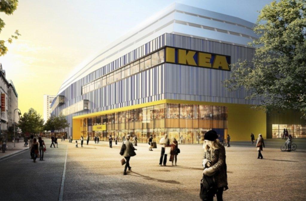 schwedischer m belriese ikea will mit land ber neue. Black Bedroom Furniture Sets. Home Design Ideas