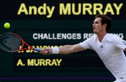 Der Brite Andy Murray. Foto: AP/dpa