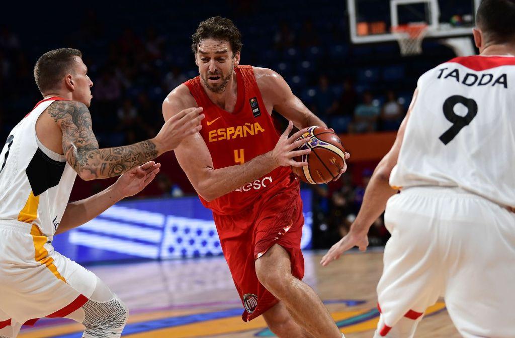 Basketball Em Deutschland Spanien