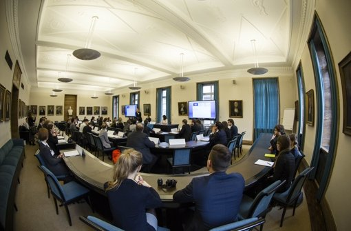 UN-Diplomat für ein Semester