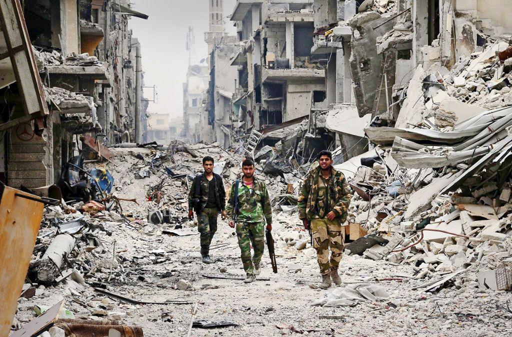 Nachrichten Irak Syrien