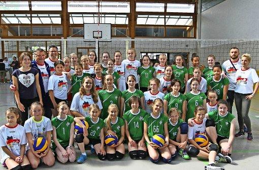 Volleyballerinnen aus Polen erfolgreich