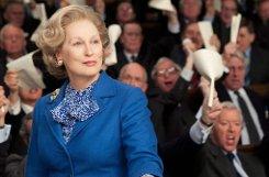 Die Favoritin ist in diesem Jahr eindeutig bMeryl Streep/b. In der Rolle der früheren britischen Premierministerin Margaret Thatcher in Die Eiserne Lady kann die Schauspielerin absolut überzeugen. Rekordhalterin Streep holte sich mit der Darstellung von Thatchers Aufstieg und ihrem Weg in die Dunkelheit der Demenz ihre 17. Nominierung. brbrbIhre Chancen:/b Zwei Oscars hat Meryl Streep schon gewonnen, doch das liegt Jahre zurück: 1979 für Kramer gegen Kramer und 1982 für Sophies Entscheidung. 2012 scheint nun ihr Jahr zu sein: Auf der Berlinale gab es den Goldenen Ehrenbären, für ihre Thatcher-Darstellung hagelte es Preise - darunter den BAFTA Award und den Golden Globe. Foto: AMPAS/THE WEINSTEIN COMPANY