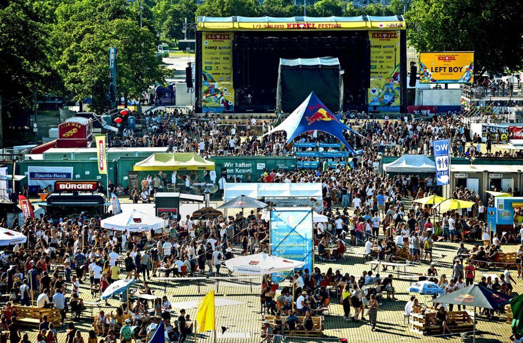 Kessel Festival Stuttgart