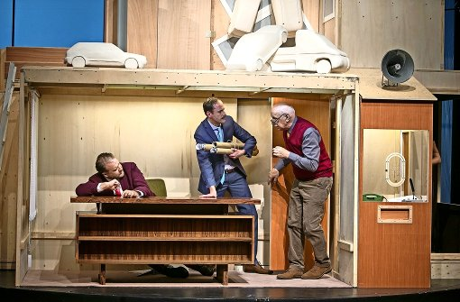 Landesbühne zieht mit Staatstheater gleich
