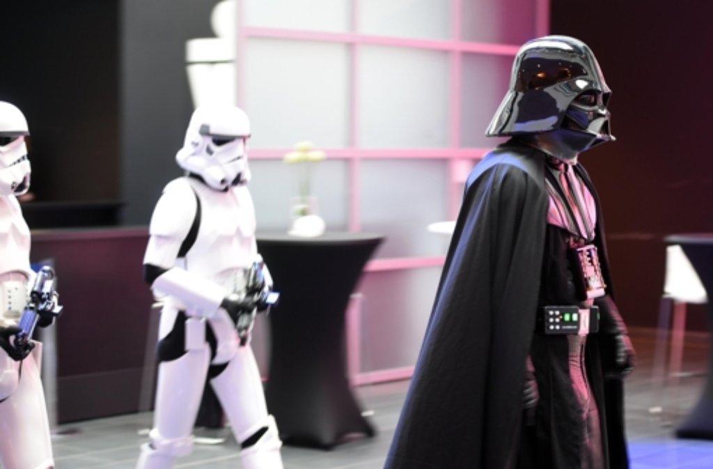 Star Wars Ausstellung In Köln