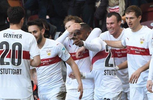 Souveräner 2:0-Sieg für den VfB