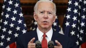 Joe Biden gewinnt in Kentucky und New York